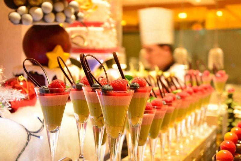 东莞曼佧特国际大酒店 - 餐厅
