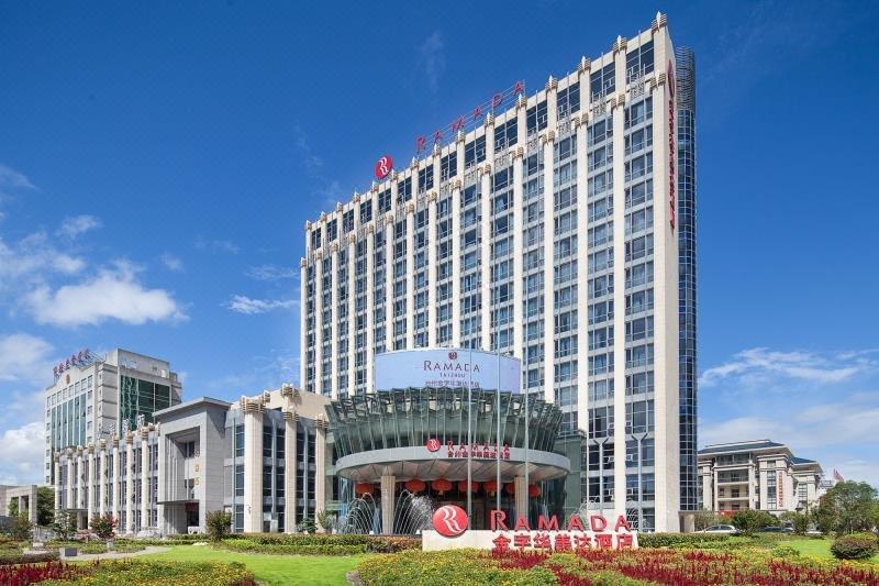 Ramada Taizhou Over view