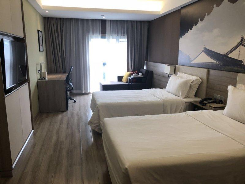 Suzhou Li Gong Causeway Asian Duo Hotel Room Type