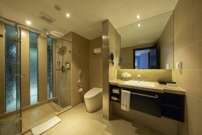 桔子水晶酒店(南通星湖101广场酒店)房型