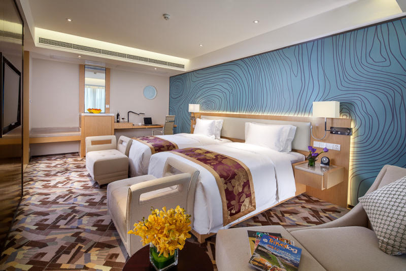 Reagl Financial Center Hotel Room Type