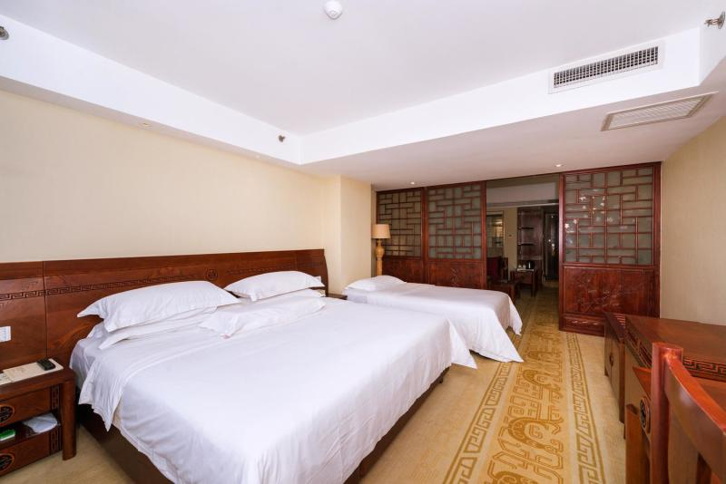 Vienna International Hotel (Xi'an Big Goose Pagoda) Room Type