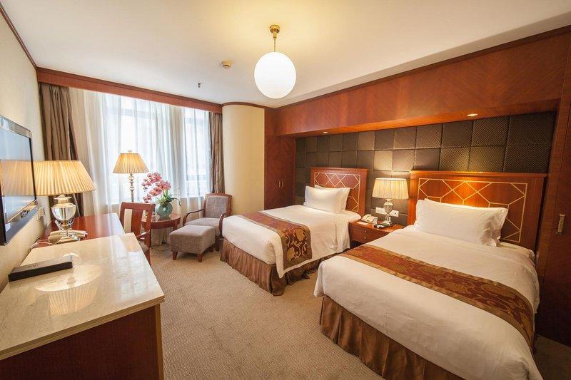 Park Hotel Shanghai Room Type