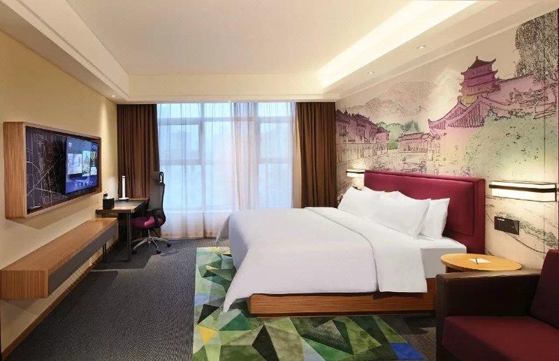 苏州吴中希尔顿欢朋酒店房型