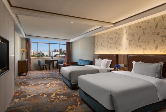 益阳华美达安可酒店房型