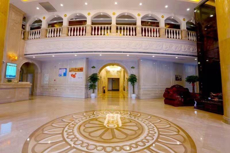 维也纳国际酒店(奉化中山路店)外观