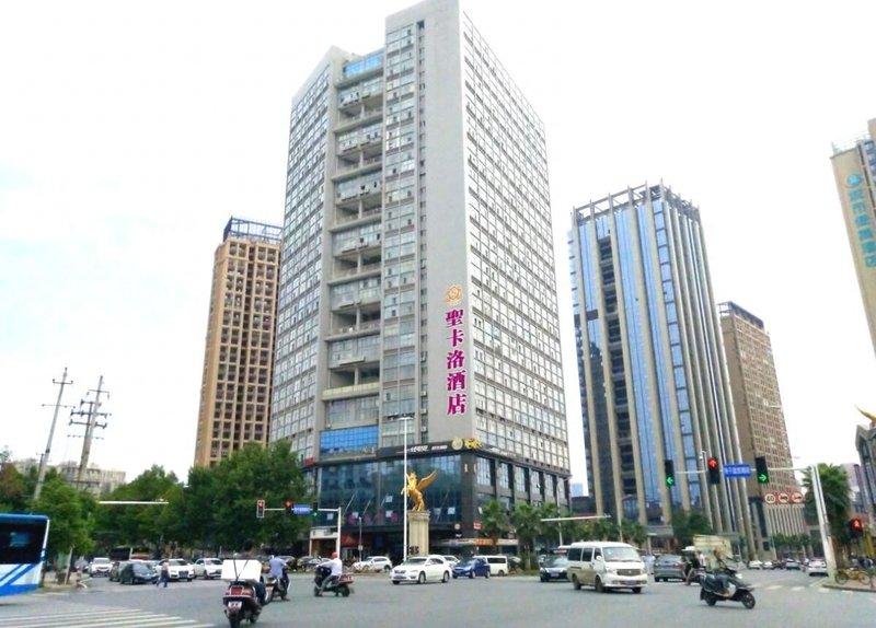 怡可多酒店(长沙高铁南站店)