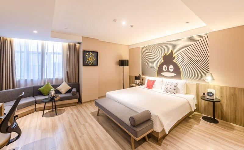 深圳南山亚朵QQSVIP酒店房型