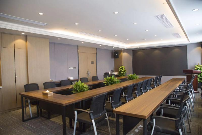 Shanghai Huhua International Hotel (Shanghai Heqing Road) meeting room