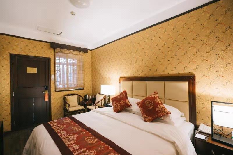 北京红墙酒店房型