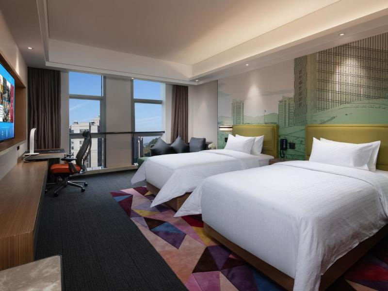 Hampton by Hilton Zhoushan Putuo Room Type