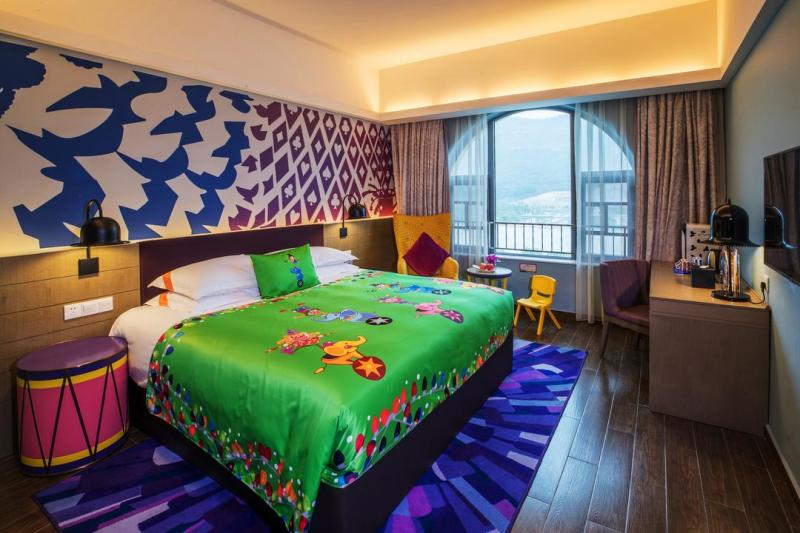 Chimelong Circus Hotel Room Type
