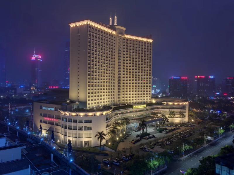 Exhibition International Hotel Dongguan Over view