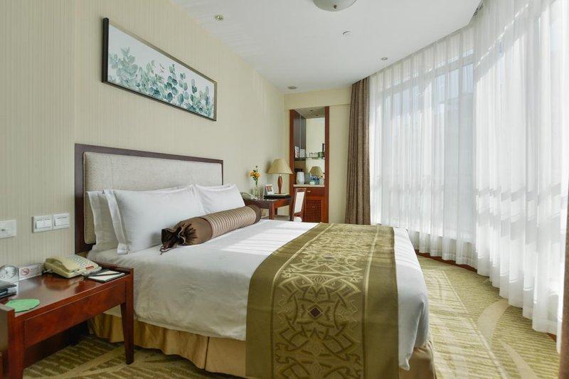 上海吉臣酒店房型
