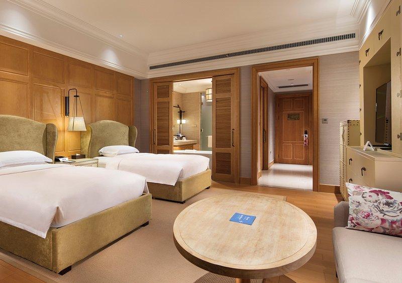文安鲁能希尔顿酒店房型