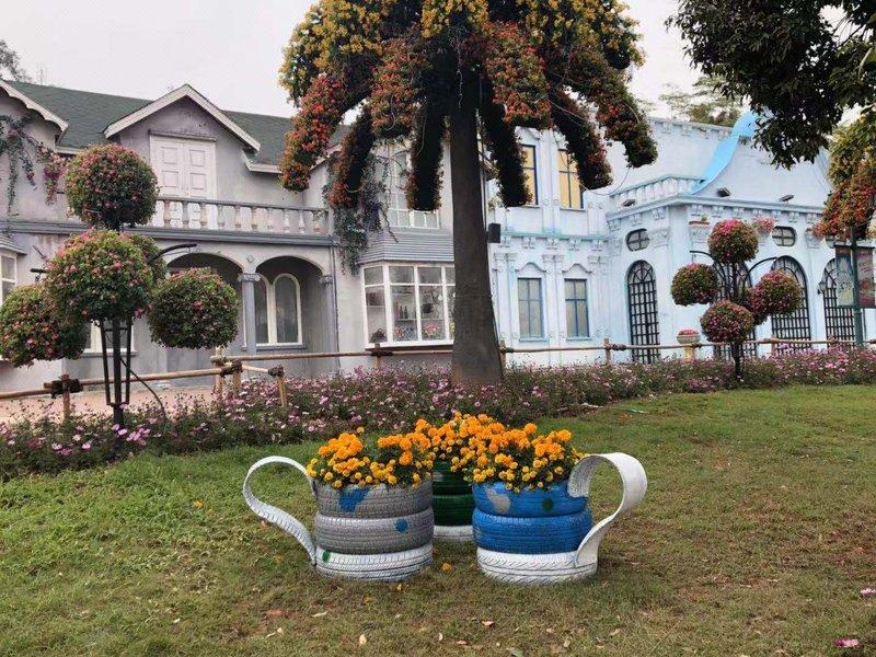 Yinxian Resort Hotel public area