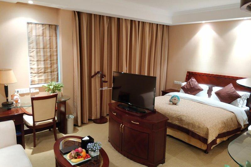 上海蓝海博龙国际大酒店房型