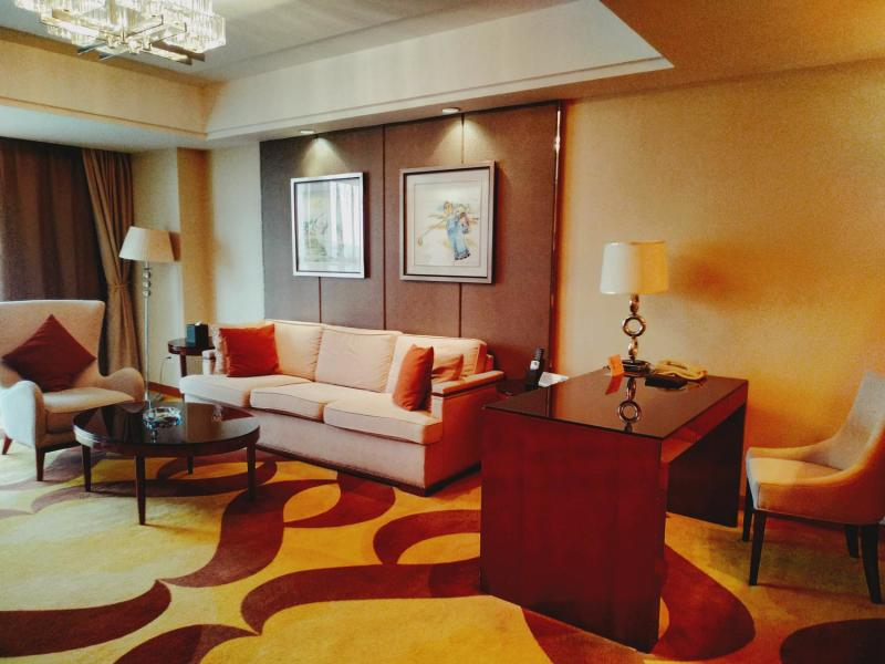 广州奥园高尔夫酒店房型
