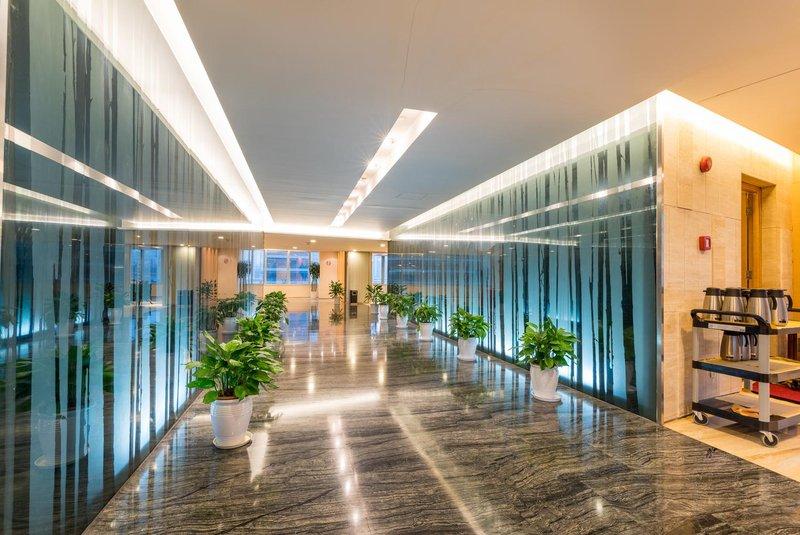 上海天诚大酒店公共区域