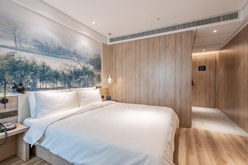 杭州西湖湖滨亚朵酒店房型