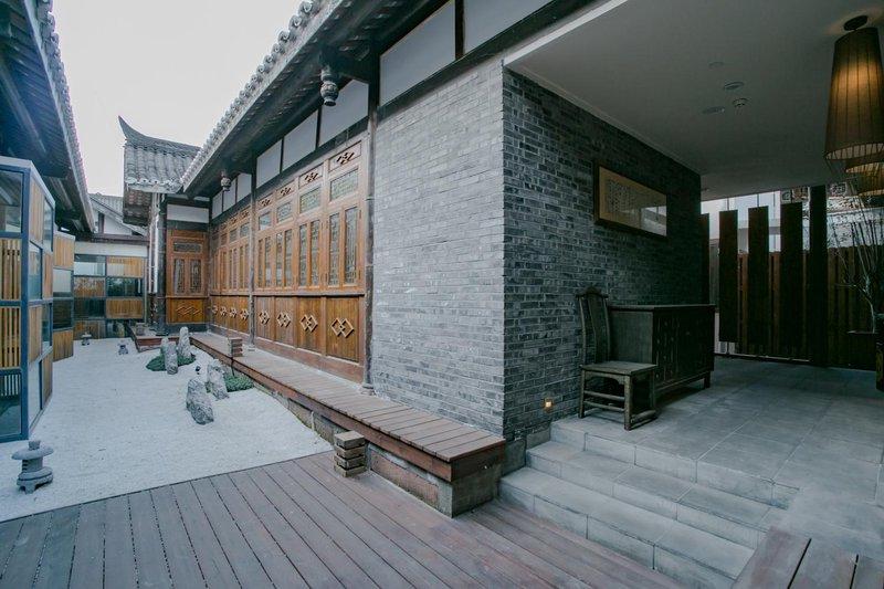 Renli Hotel (Chengdu Kuanzhai)Hotel public area
