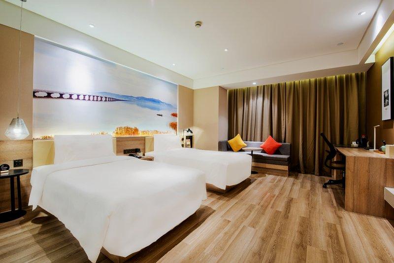 嘉兴南湖亚朵酒店房型