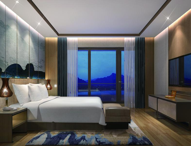 Crowne Plaza Huzhou Room Type