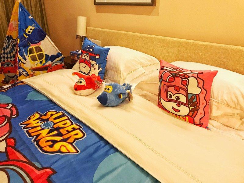 Nansha Aoyuan Hotel Guangzhou Room Type