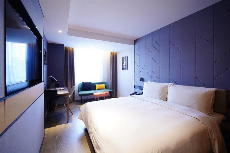广州天河太古汇亚朵S酒店房型