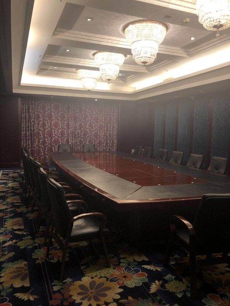Hangzhou Braim Canal Hotel meeting room