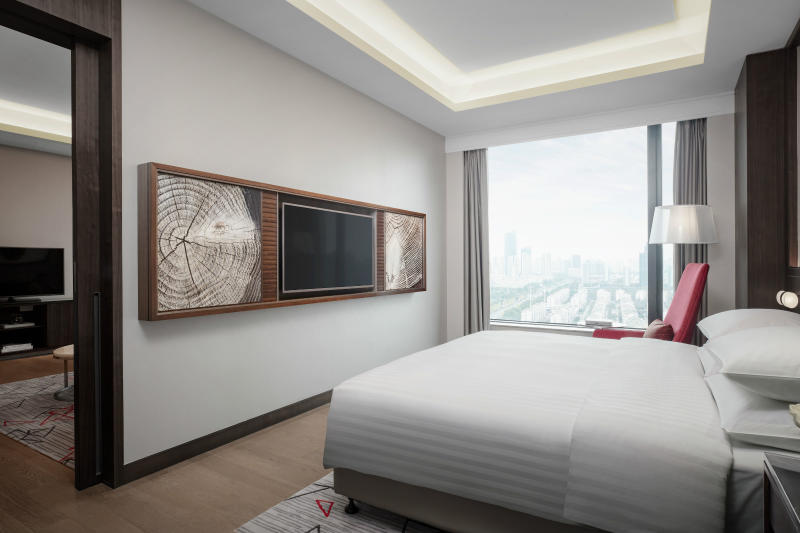 Courtyard By Marriott Suzhou Hejing Room Type