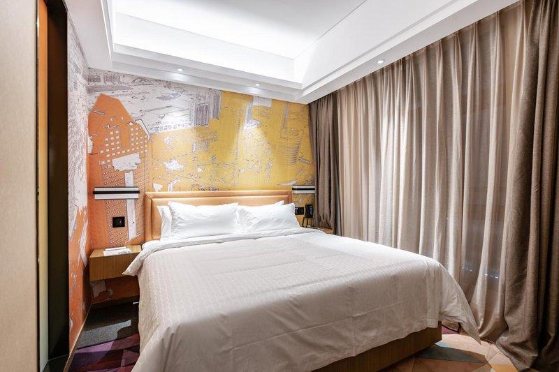 杭州奥体中心和昌希尔顿欢朋酒店房型