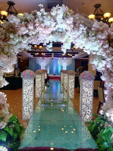 Nanyang Seascape Hotel Zhuhai meeting room