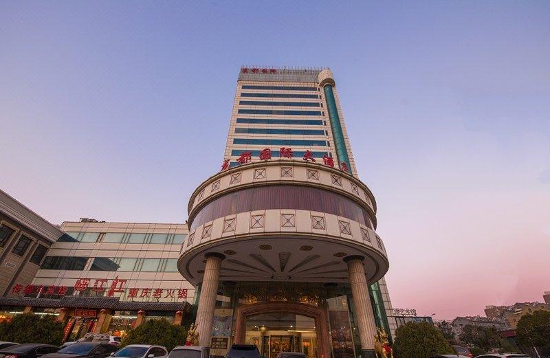济南龙都国际大酒店酒店外观