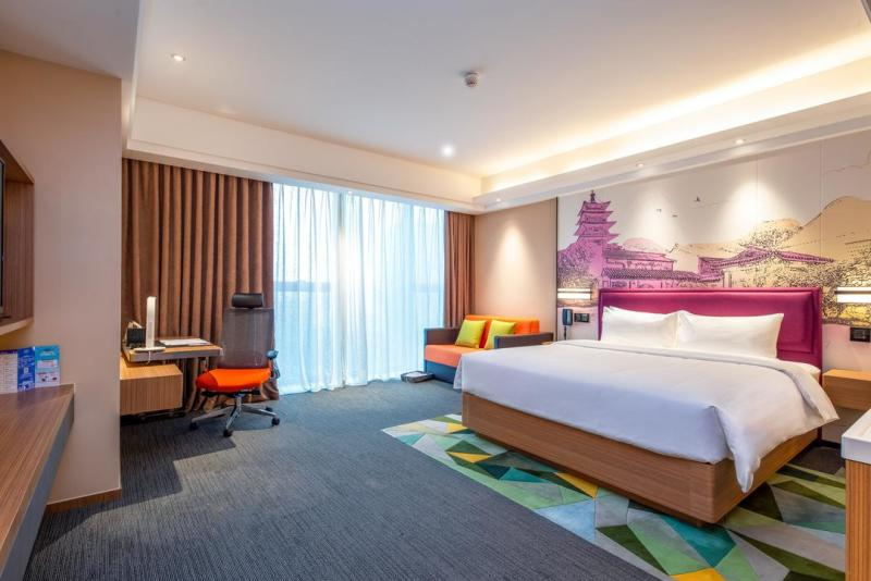 Hampton by Hilton Suzhou Xiangcheng Room Type