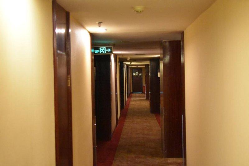 Dong Yue Hotel Guangzhou Hotel public area