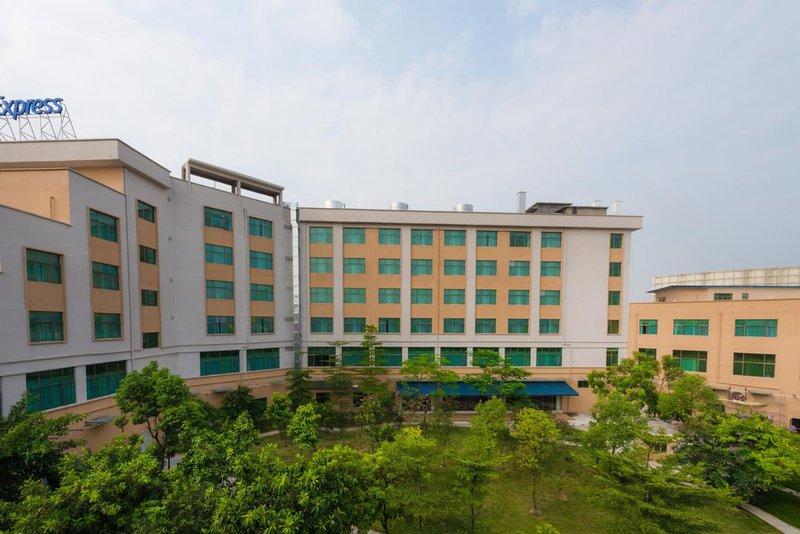 Vyluk Guangzhou Baiyun Airport International Hotel Over view