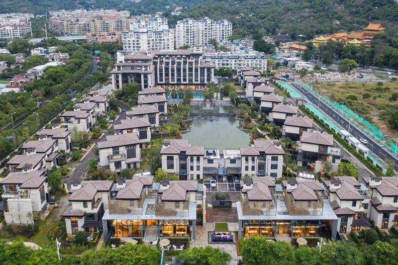 Atour S Hotel Xiamen Huandao RoadOver view