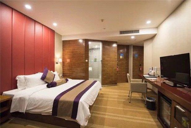 东莞中青旅山水设计师酒店房型