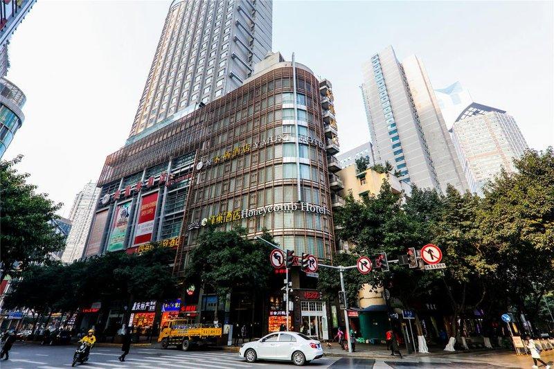 Honeycomb Hotel Chongqing Over view