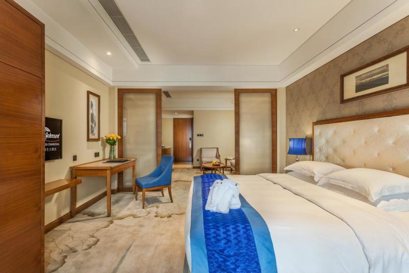 Howard Johnson Huachen Changsha Room Type