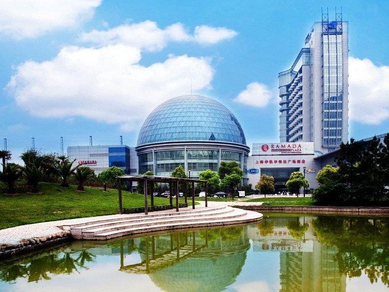 上海华凯华美达广场酒店房型