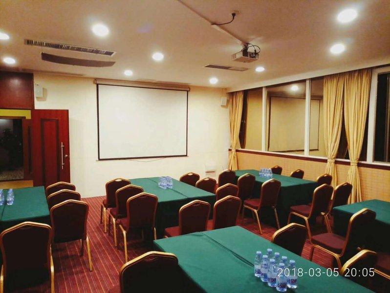 Junyue Hotel Guangzhou meeting room