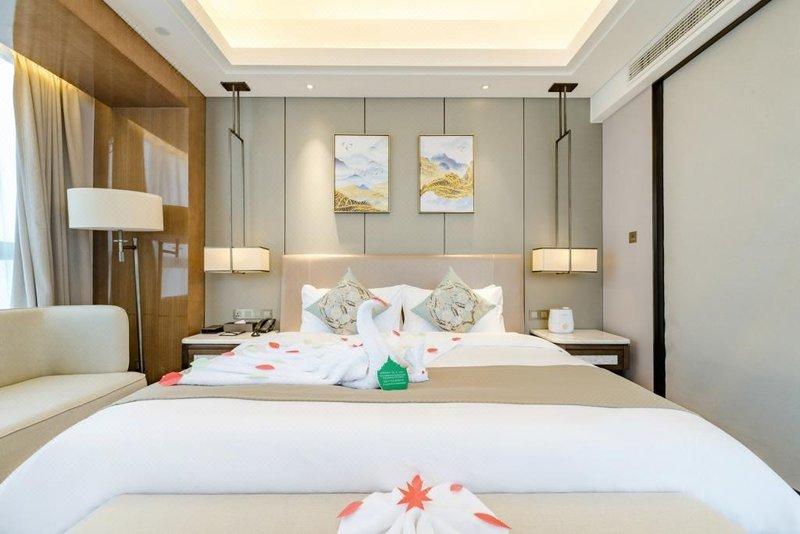 泰安金盛國際大酒店 - 房型