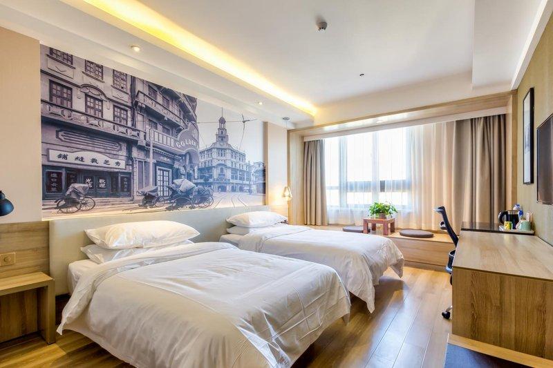 维也纳酒店(上海静安高平路店)房型