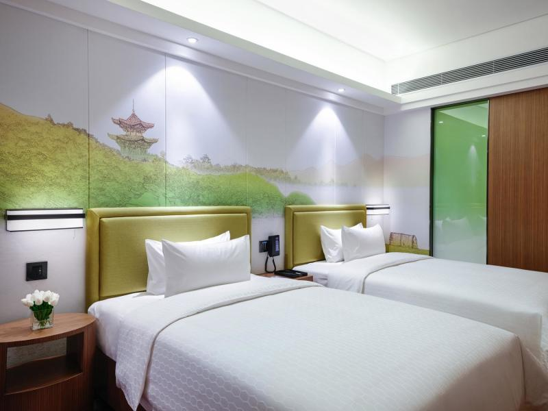 Hampton by Hilton Zhuzhou Hongqi Plaza Room Type