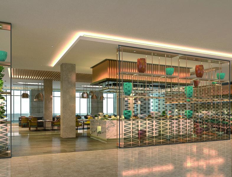 Crowne Plaza Huzhou Restaurant