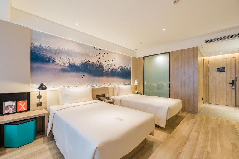泗阳上海路亚朵酒店房型