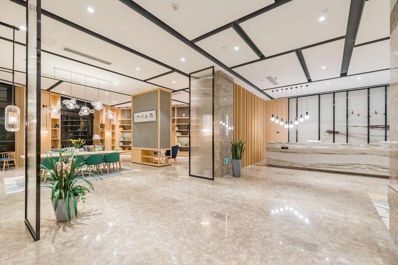 Atour Hotel (Shanghai Siyang Road) Hotel public area