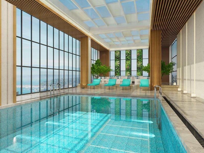 Ramada Plaza Shengzhou Wenfeng Leisure room